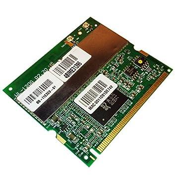 ASUS Tarjeta WiFi Broadcom Mini PCI wl-120g r2.20 54 MB/s ...