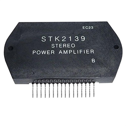 Hybrid-IC STK2139 ; Power Audio Amp Replacement