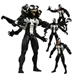marvel action figures carnage - DIAMOND SELECT TOYS Marvel Select Venom 8 Inch Action Figure