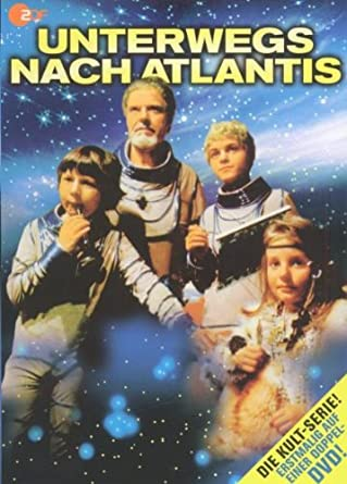Unterwegs Nach Atlantis 2 Dvds Amazon De Tomas Holy Josef