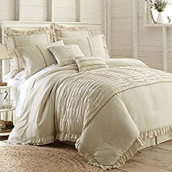 Antonella 8-Piece Comforter Set Queen