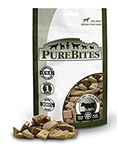 PureBites Beef Liver for Dogs, 16.6oz/470g - Super Value Size
