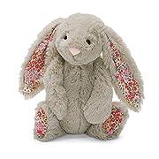 Jellycat Blossom Posy Bunny, Medium, 12 inches