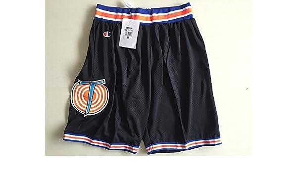 1779e2828809e9 Space Jam Basketball Tune Squad Shorts - Black