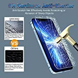 QHOHQ 3 Pack Screen Protector for iPhone 13 Pro Max