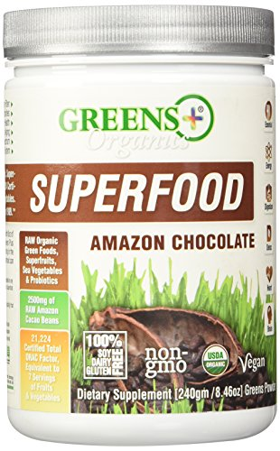 Su Amazon Green - Amazon Chocolate - 8.46 oz - Powder