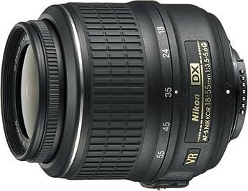 t oscurecidos para AF-S DX de zoom Nikkor 18-55mm f//3.5-5.6g VR /& ed II Lh-45
