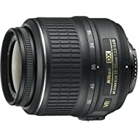 Nikon 18-55mm f/3.5-5.6G AF-S DX VR Nikkor Zoom Lens [International Version, No Warranty]