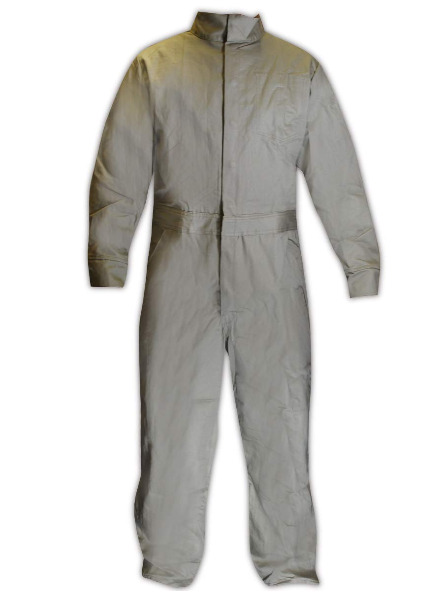 Magid 1540 Arc-Rated 9 oz. 100% FR Cotton Coveralls (1 Coverall)