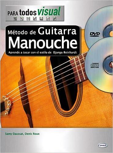 ROUX y DAUSSAT - Metodo de Guitarra Manouche: Aprende a Tocar con ...