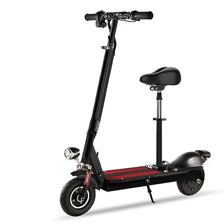 Scooter Electrico Adulto, hasta 60 km, E-Scooter Plegable ...