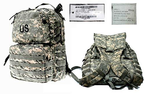 Multicam OCP BAE Propper MOLLE II 3DAY Medium Rucksack Field Backpack US Military NO FRAME-8A749 NSN #8465-50-1592-7850