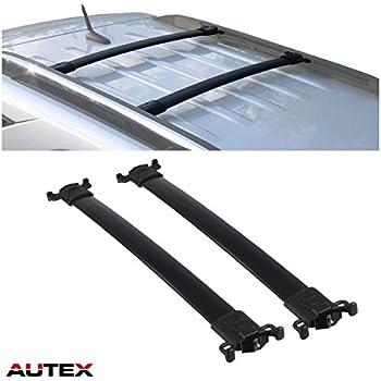 Amazon Com 2018 Chevrolet Equinox Roof Rack Cross Rails Automotive
