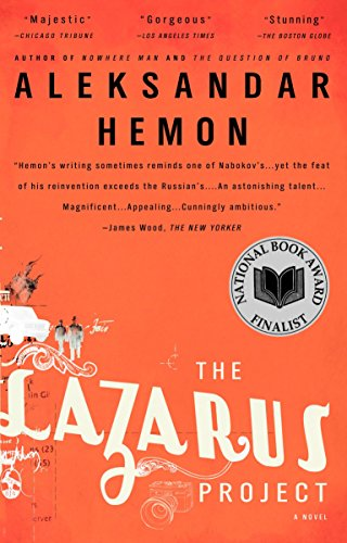 The Lazarus Project by Hemon, Aleksandar/ Bozovic, Velibor (PHT)