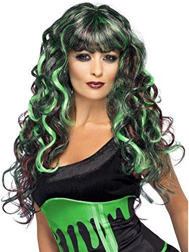 Siren 3 Tone Medusa Wig