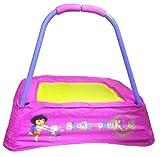 SkyJumper Dora Girl kids Trampoline