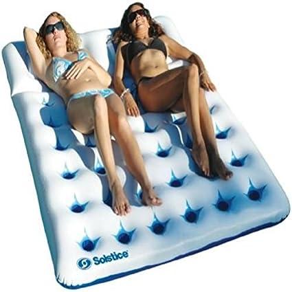 Amazon.com: Nueva tienda piscina flotador hinchable parejas ...