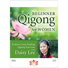 Beginner Qigong for Women DVD 1: Radiant Lotus Qigong Exercises with Daisy Lee (YMAA DVD1) **NEW BESTSELLER**