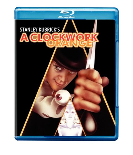 A Clockwork Orange [Blu-ray] (A Clockwork Orange Best Scenes)
