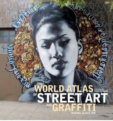 world atlas street art graffiti - 2