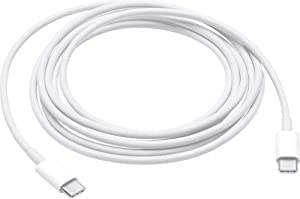 [10 Feet /3m] Omnihil 3.0 USB-C to USB-C Cable Compatible with MAC Book MLL82AM/A and Other Devices with USB C