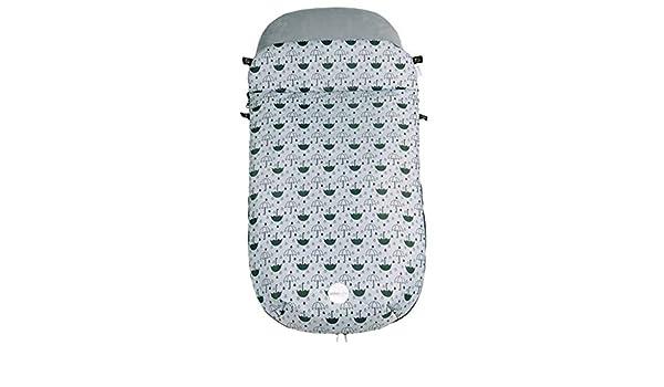 Gris Unisex Pekebaby 01111330000 Saco Entretiempo Universal Impermeable