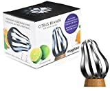 Cheap Magisso Bulb Citrus Reamer #70308 Stainless Steel with Bamboo Stand