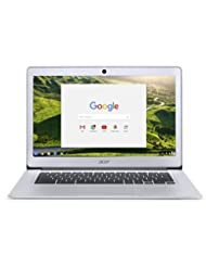 Acer Chromebook 14, Aluminum, 14-inch Full HD, Intel Celeron ...