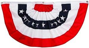 Patriotic Bunting USA 36