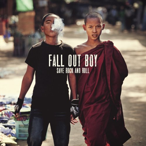 CD : Fall Out Boy - Save Rock N Roll
