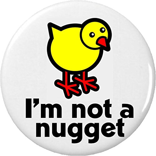 Chicken Nugget Button - 3