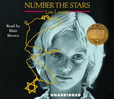 By Lois Lowry Number the Stars (Unabridged) [Audio CD]