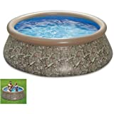Summer Waves 8 Quick-Set Pool with Mossy Oak Printing