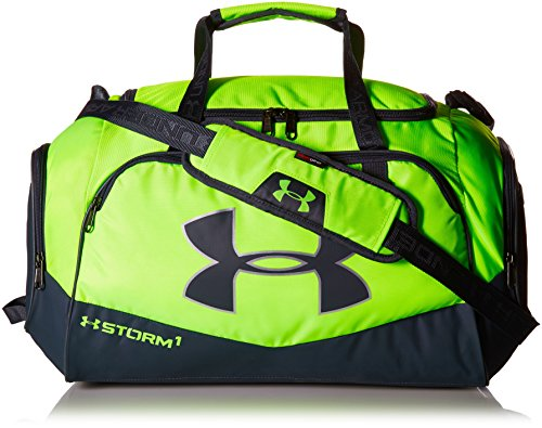 Under Armour Adult Undeniable II Duffel Bag, Hyper Green, One Size