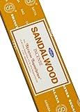 Sandalwood Nag Champa - 100 Gram Box - Satya Sai Baba Incense