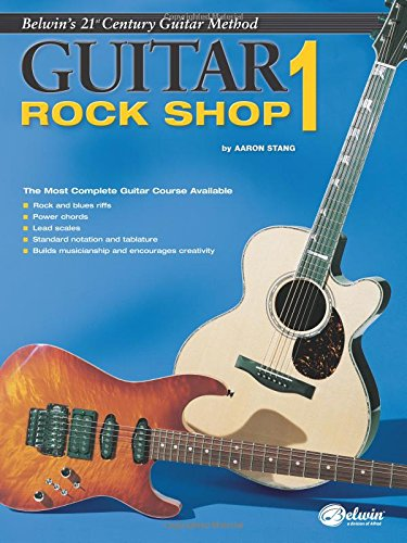 Guitar Series Shop (21st Century Guitar Rock Shop 1)