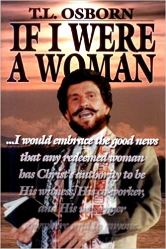 If i were a woman tl osborn 9780879431181 amazon books fandeluxe Images