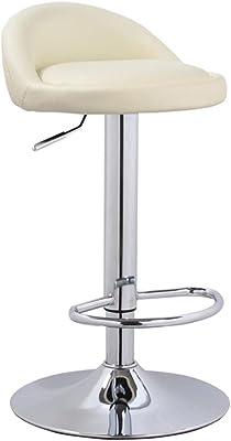 ALUS  Modern Minimalist Bar High Chair Bar Chair Lift High Stool Backrest  Stool Barstool