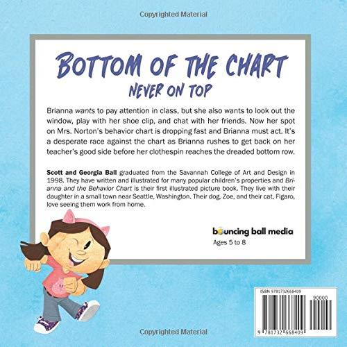 Brianna and the Behavior Chart: Georgia Ball, Scott Ball