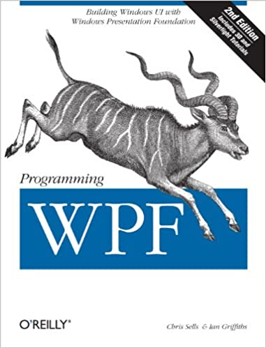 Programming WPF: Building Windows UI with Windows