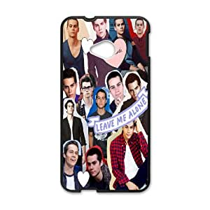 Character Clear Phone Case dylan o'brien For HTC One M7 NC1Q02278