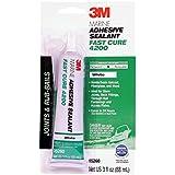 3M Marine Adhesive/Sealant Fast Cure 4200, 05260, White