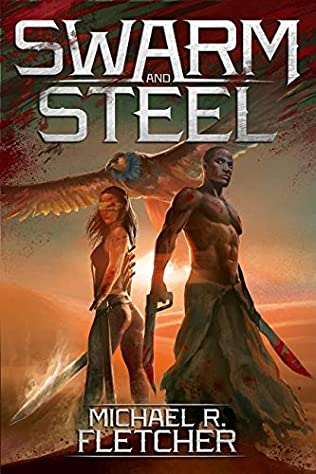 book cover of Swarm and Steel