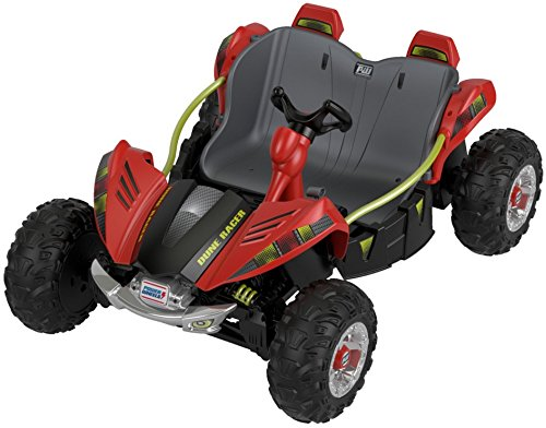 Power Wheels Dune Racer, Fire Red by Fisher-Price (Image #3)