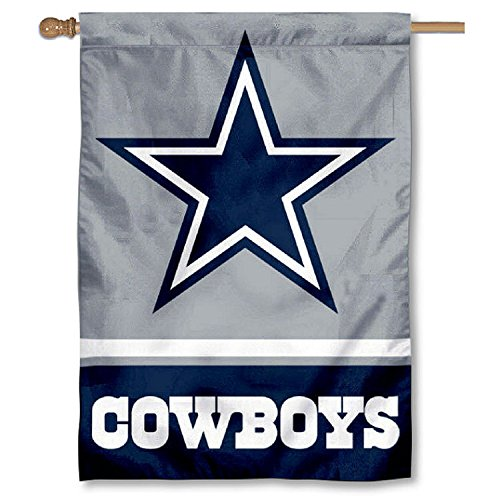 WinCraft Dallas Cowboys Two Sided House Flag