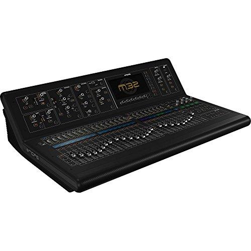 (Midas M32-IP 32 Ch/40 Input Processing Live Performance and Studio Recording Digital Console )