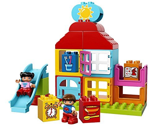 LEGO DUPLO Building Block My First Playhouse (25pcs) Toys
