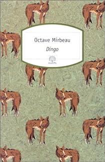 Dingo par Mirbeau