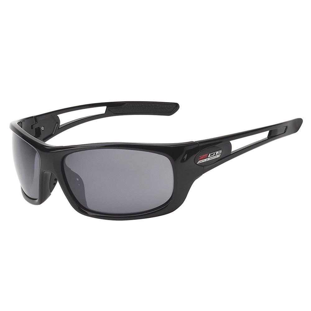 Corvette Full Frame Sunglasses - Gloss Black : C7 Z06 Logo by West Coast Corvette / Camaro