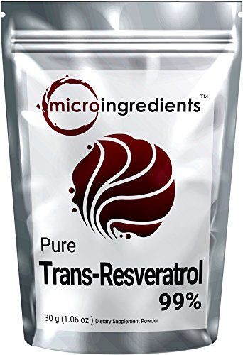 Micro Ingredients Trans Resveratrol Powder